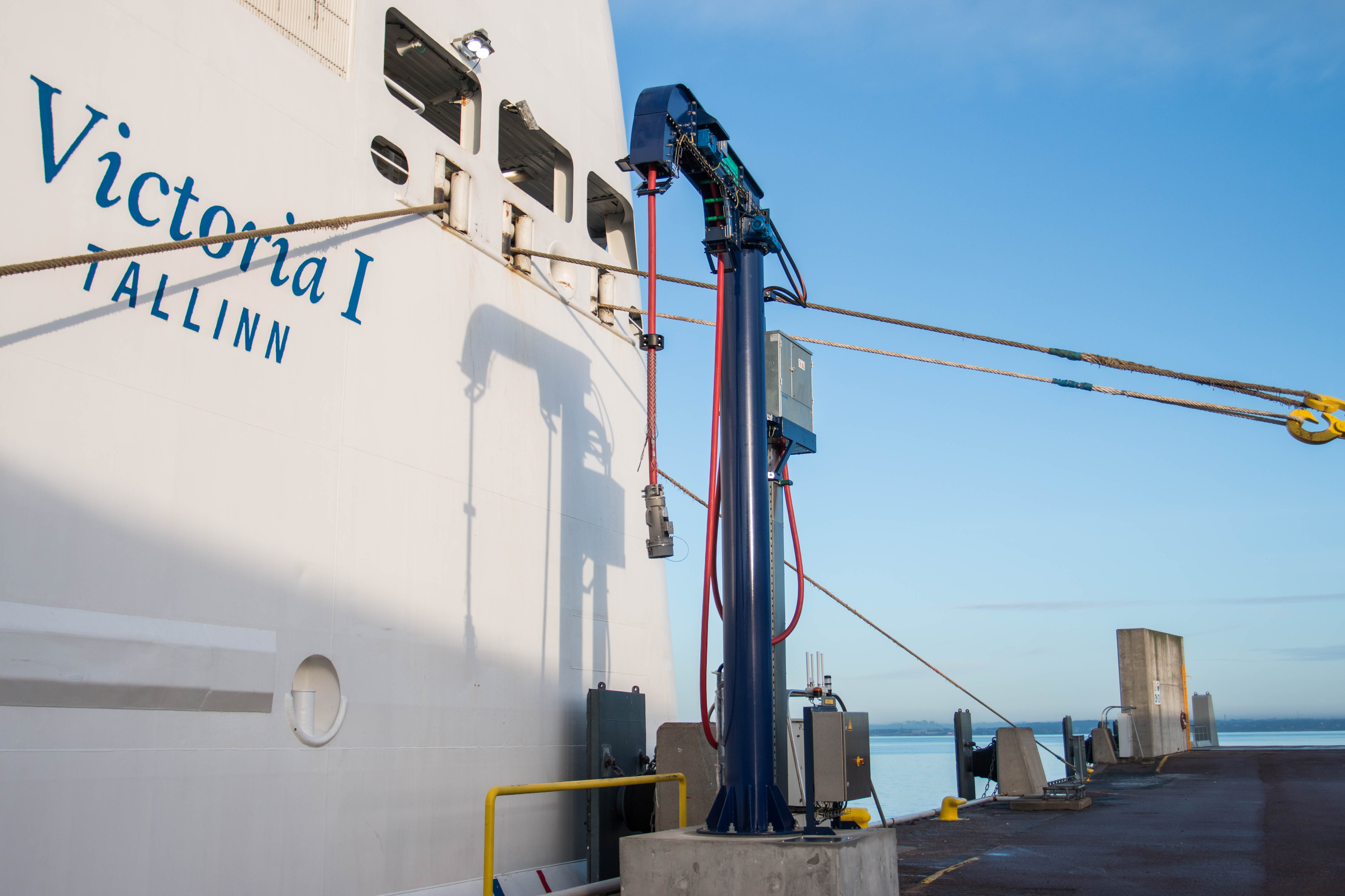 Case study: Innovation and Cooperation bring shore power to the Port of Tallinn